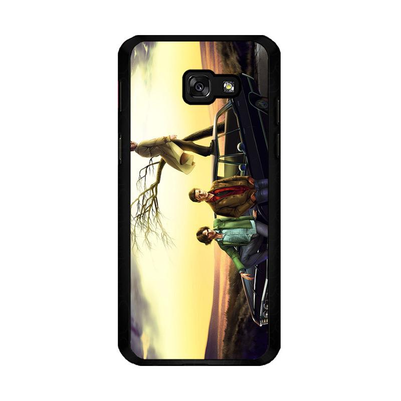 Flazzstore Supernatural Z0079 Custom Casing for Samsung Galaxy A5 2017