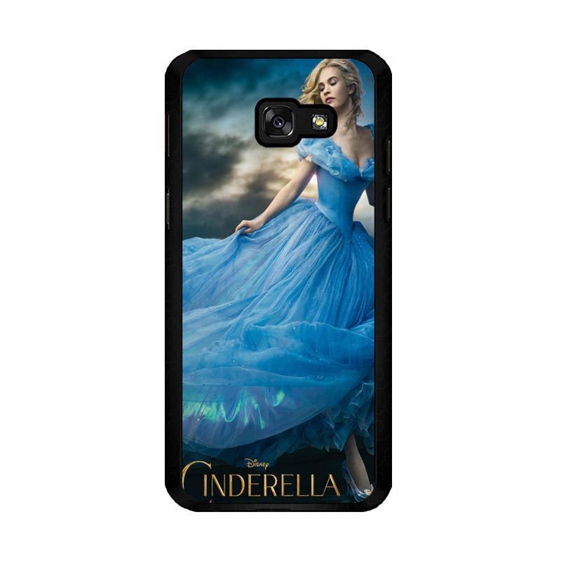 Flazzstore Cinderella 2015 Z0127 Custom Casing for Samsung Galaxy A5 2017