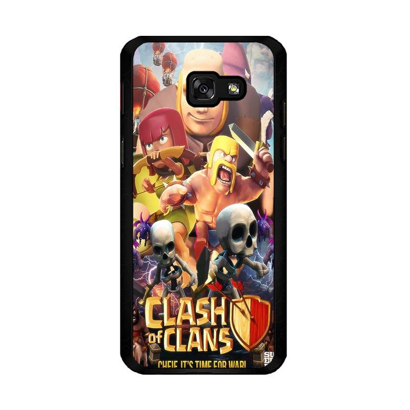 Flazzstore Clash Of Clans Movie Z0154 Custom Casing for Samsung Galaxy A5 2017