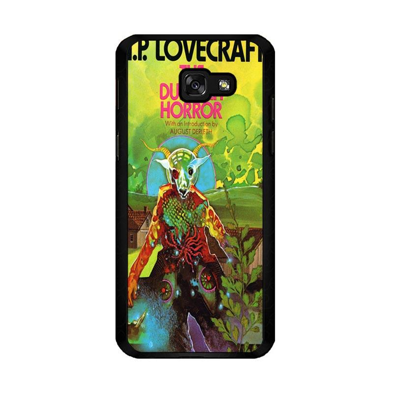 Flazzstore Hp Lovecraft Paperback Cover The Dunwich Horror Z0194 Custom Casing for Samsung Galaxy A5 2017