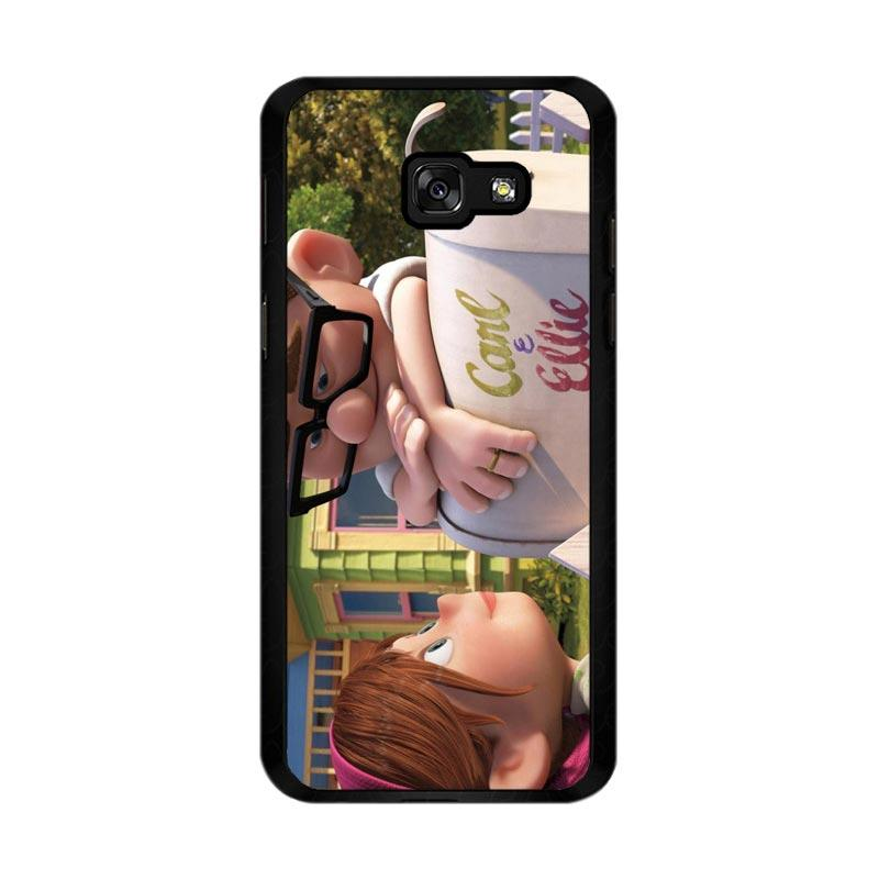 Flazzstore Disney Pixar Carl And Ellie Z0216 Custom Casing for Samsung Galaxy A5 2017
