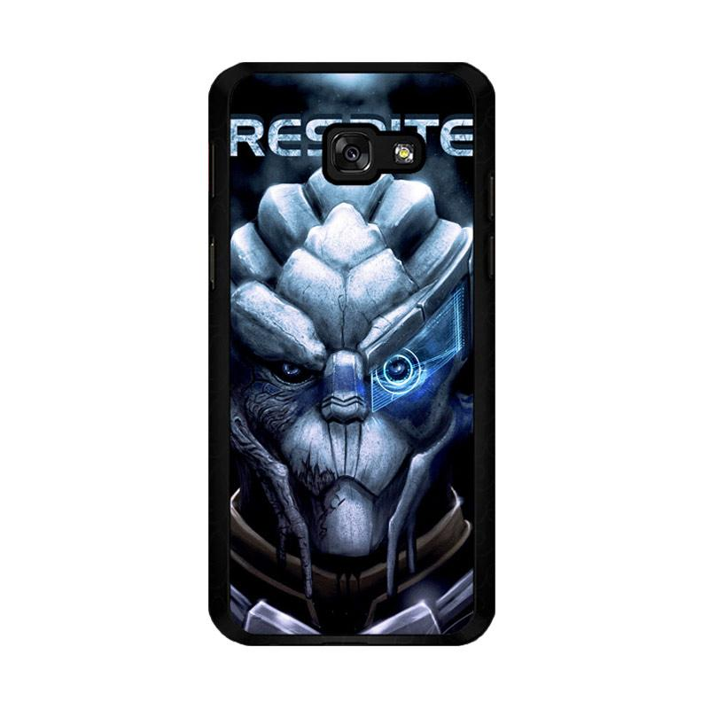 Flazzstore Mass Effect 3 Garrus Z0384 Custom Casing for Samsung Galaxy A5 2017