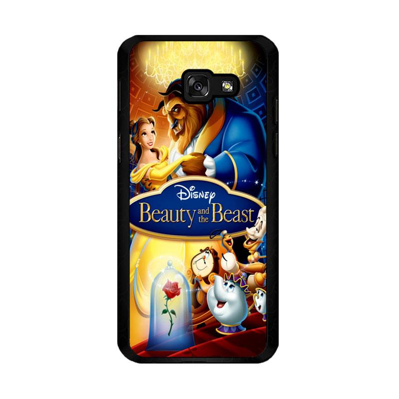 Flazzstore Beauty And The Beast New Disney Z0513 Custom Casing for Samsung Galaxy A5 2017