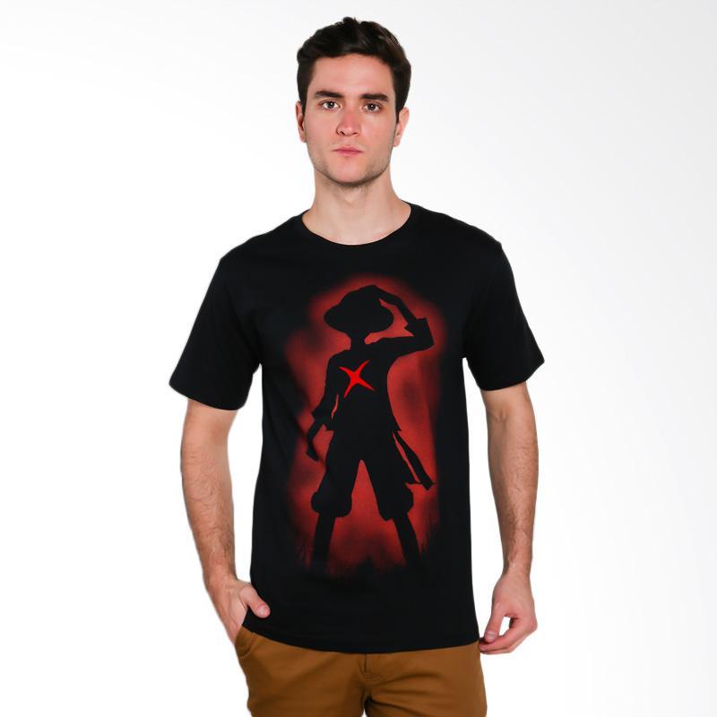 Hypestore One Piece T-Shirt Kaos Pria [3322-2623]