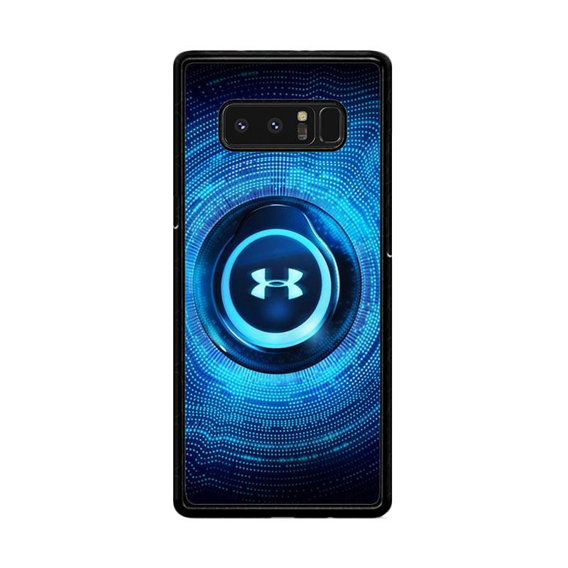 Flazzstore Under Armor Light Blue O0856 Custom Casing for Samsung Galaxy Note8