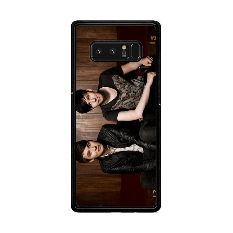 Flazzstore Dan And Phil Z1036 Custom Casing for Samsung Galaxy Note8