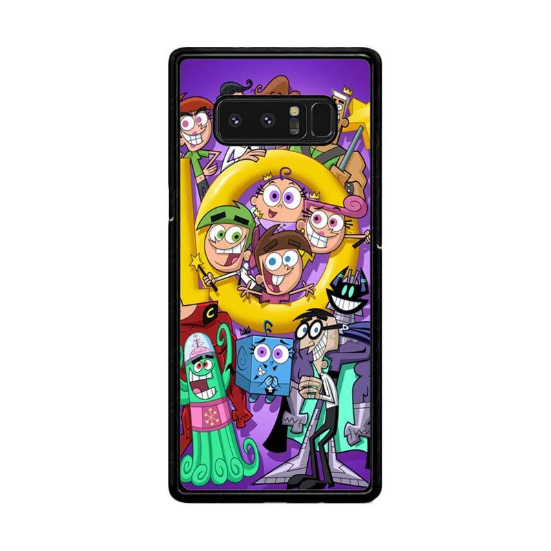 Flazzstore The Fairly Oddparents Poster Z1321 Custom Casing for Samsung Galaxy Note8