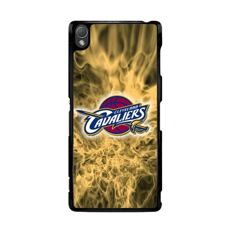 Flazzstore Cleveland Cavaliers 2015 O0719 Custom Casing for Sony Xperia Z3