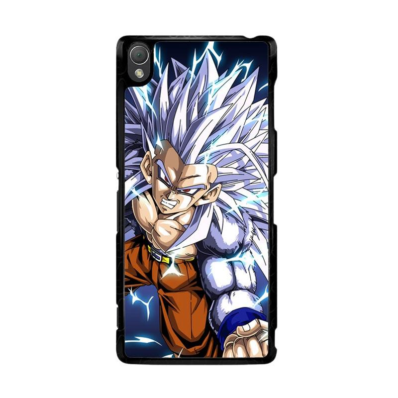 Flazzstore Dragon Ball Z Super Saiyan 5 Goku Z0747 Custom Casing for SONY Xperia Z3