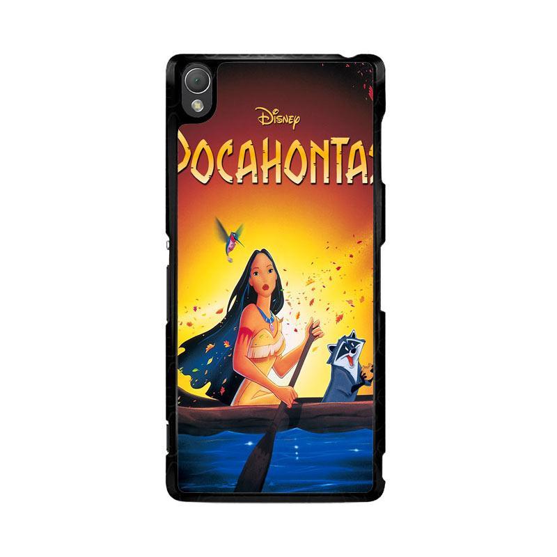 Flazzstore Disney Pocahontas Movie Poster Z0130 Custom Casing for Sony Xperia Z3