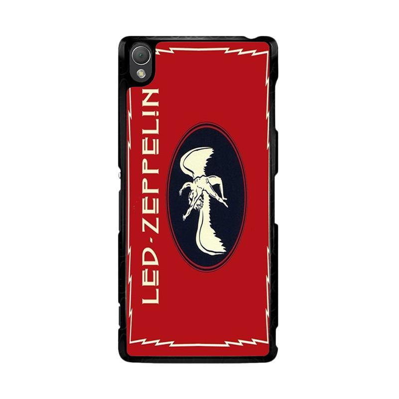 Flazzstore Led Zeppelin Z0195 Custom Casing for Sony Xperia Z3