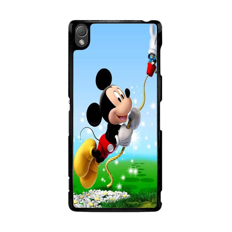 Flazzstore Mickey Mouse New Z0535 Custom Casing for Sony Xperia Z3