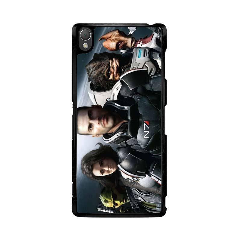Flazzstore Mass Effect 2 Grunt Z1313 Custom Casing for Sony Xperia Z3