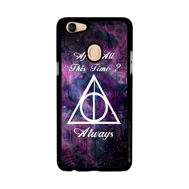 Flazzstore Severus Snape Harry Potter Z2823 Custom Casing for Oppo F5