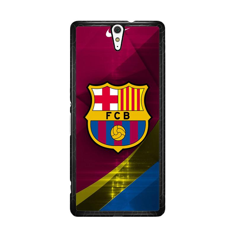 Flazzstore FC Barcelona Nike O0444 Custom Casing for Sony Xperia C5 Ultra
