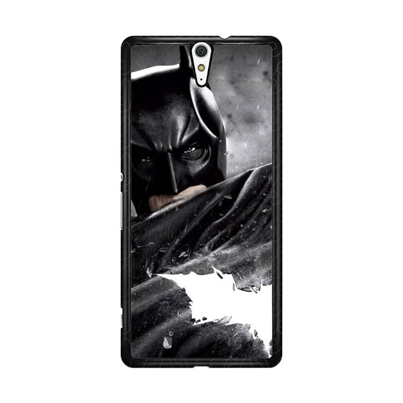 Flazzstore Batman The Dark Knight O0654 Custom Casing for Sony Xperia C5 Ultra