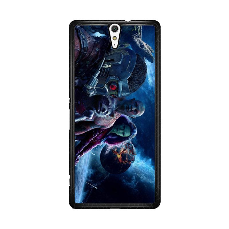 Flazzstore Guardians of the Galaxy Vol 2 O0694 Custom Casing for Sony Xperia C5 Ultra