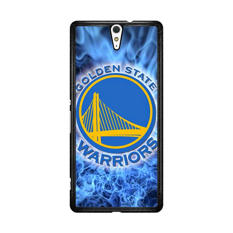 Flazzstore Golden State Warriors Logo O0767 Custom Casing for Sony Xperia C5 Ultra