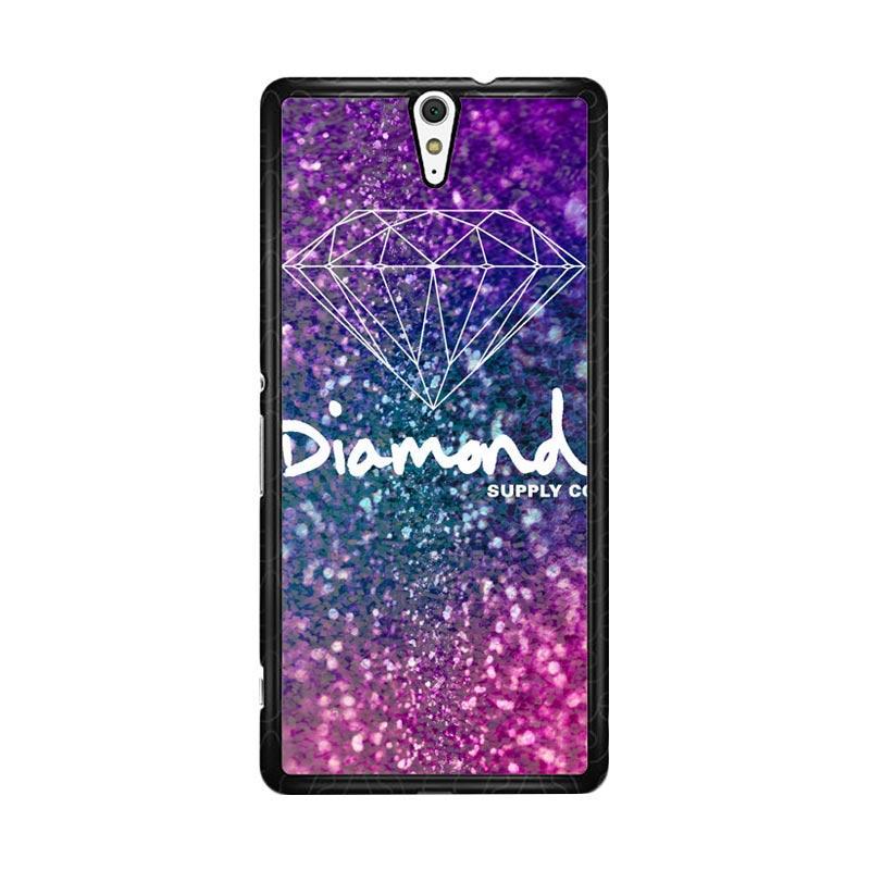 Flazzstore Glitter Diamond Supply Co Z0290 Custom Casing for Sony Xperia C5 Ultra
