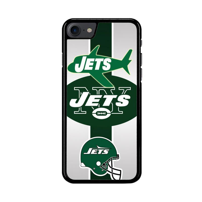 Flazzstore New York Jets Z2998 Custom Casing for iPhone 7 or 8