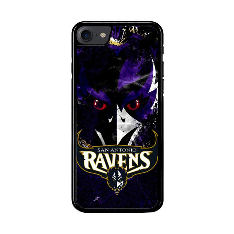 Flazzstore Baltimore Ravens Z2999 Custom Casing for iPhone 7 or 8