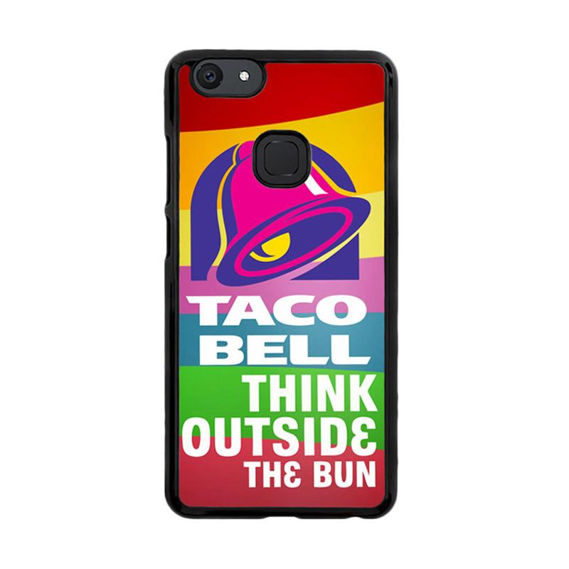 Flazzstore Taco Bell Logo Z3337 Custom Casing for Vivo V7 Plus