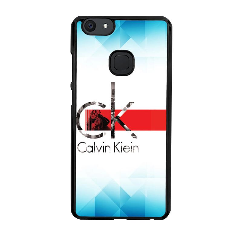 Flazzstore Calvin Klein Logo Art Z3928 Custom Casing for Vivo V7 Plus