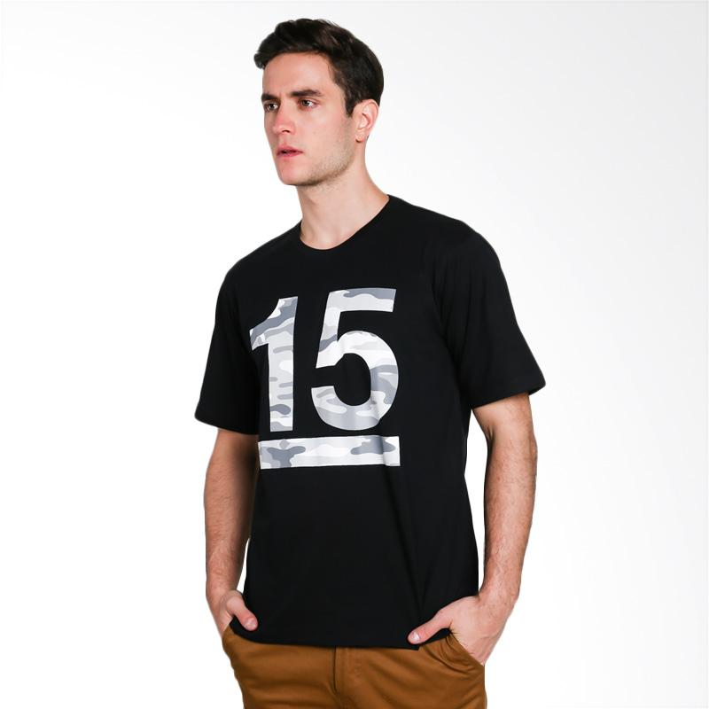 Hypestore Fifteen T-Shirt Kaos Pria [3628-2063]