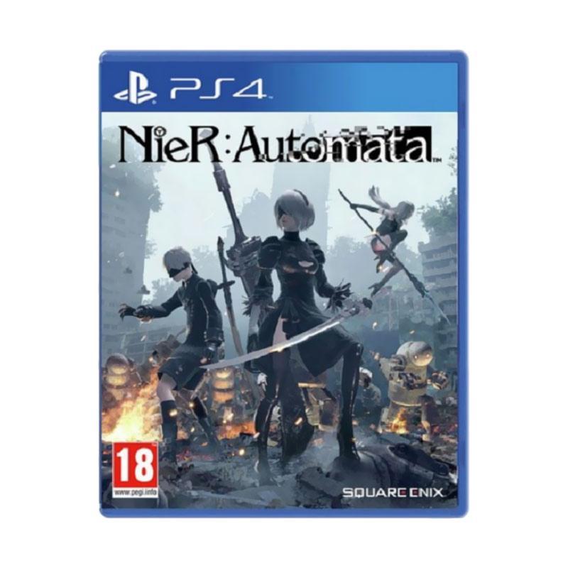Square Enix NieR Automata Reg3 Sony PS4