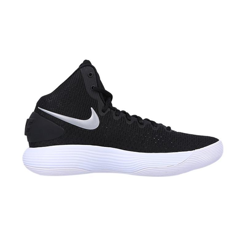 harga NIKE Hyperdunk 2017 Sepatu Basket Pria - Black White [897808-001] Blibli.com