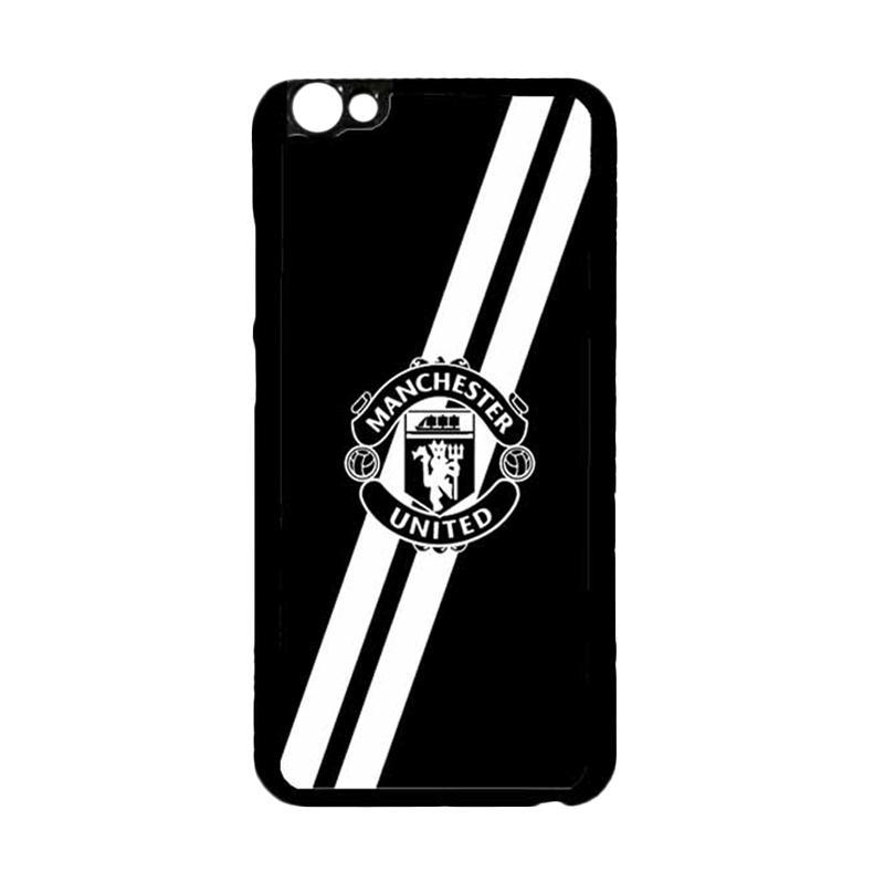 OEM Manchester United Cross Custom Hardcase Casing for VIVO V5/ V5S/ V5 LITE