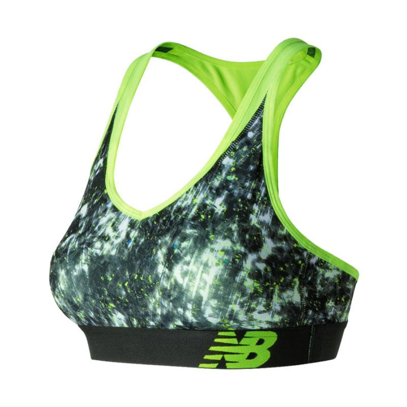 New Balance The Pace Bra Women Sport Bra Wanita [WB71035W]