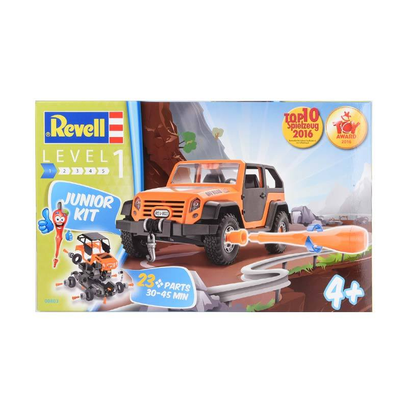 Revell Junior Kit Level 1 Off Road Vehicle Model Kit