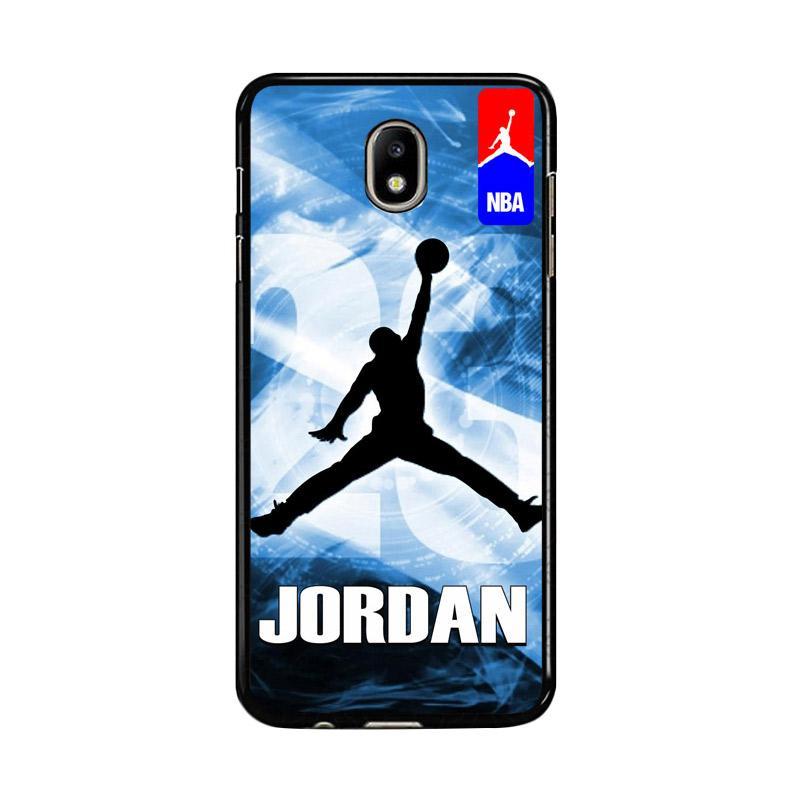 harga Flazzstore Michael Jordan Logo X3127 Custom Casing for Samsung Galaxy J7 Pro 2017 Blibli.com