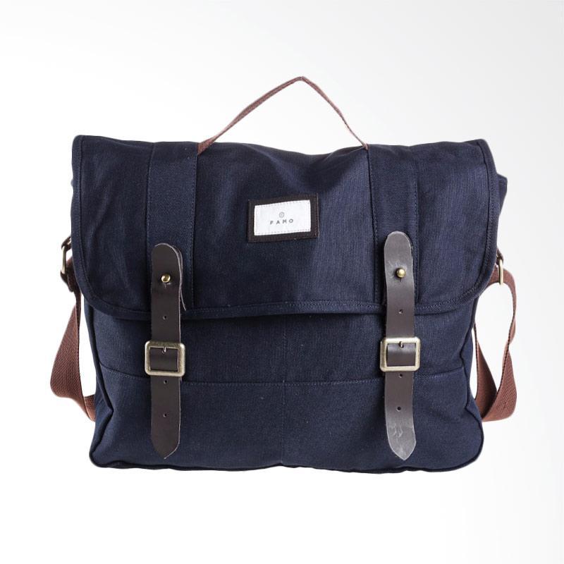 Famo 0301 Men Bag - Blue