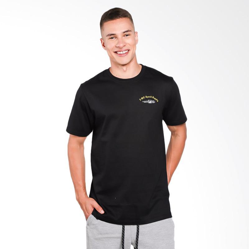 FMC 0511 T-Shirt Pria - Black