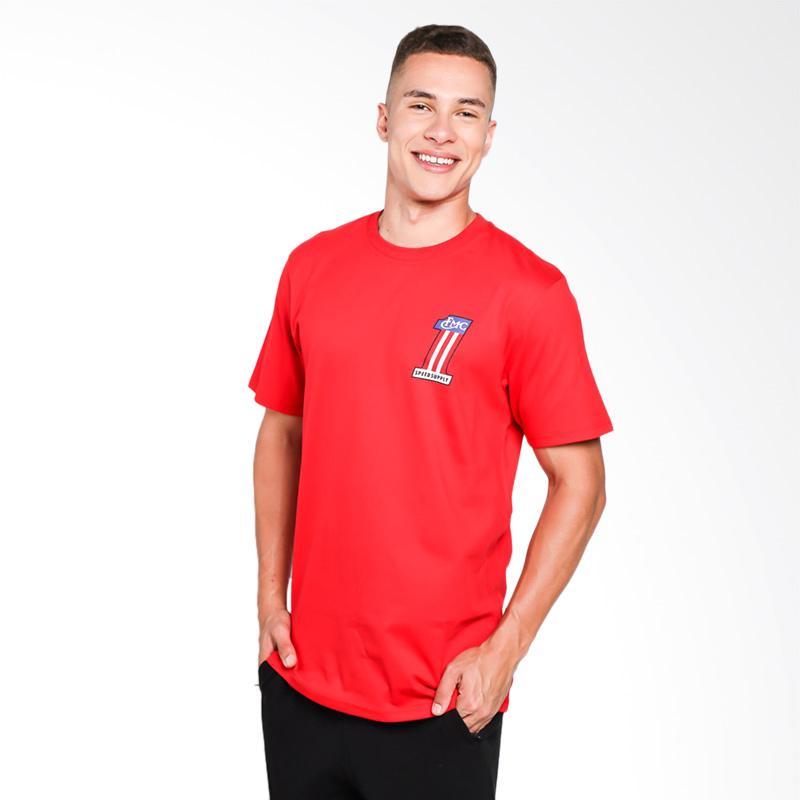 FMC 0802 Tshirt Pria - Red