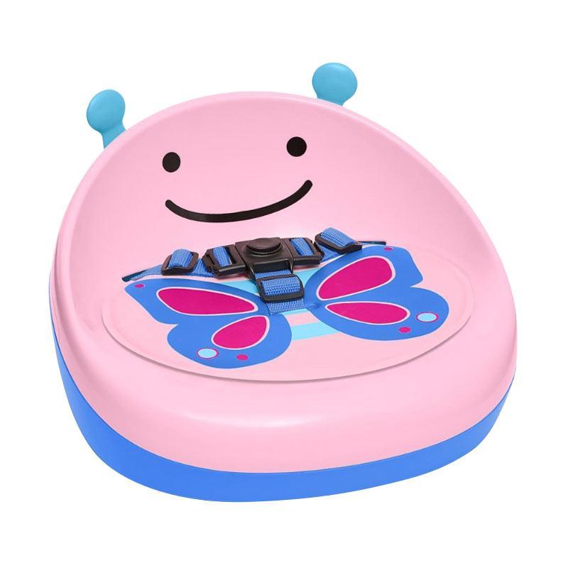 Skip Hop SH304152-US Butterfly Zoo Booster Seat Kursi Makan Bayi