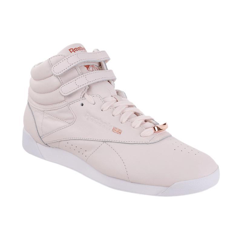harga Reebok Women Freestyle Hi Muted Sepatu Olahraga Wanita [REE10-CN1495] Blibli.com
