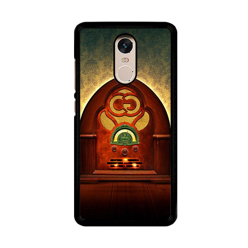 harga Flazzstore Vintage Radio Y1707 Custom Casing for Xiaomi Redmi Note 4 or Note 4X Snapdragon Mediatek Blibli.com