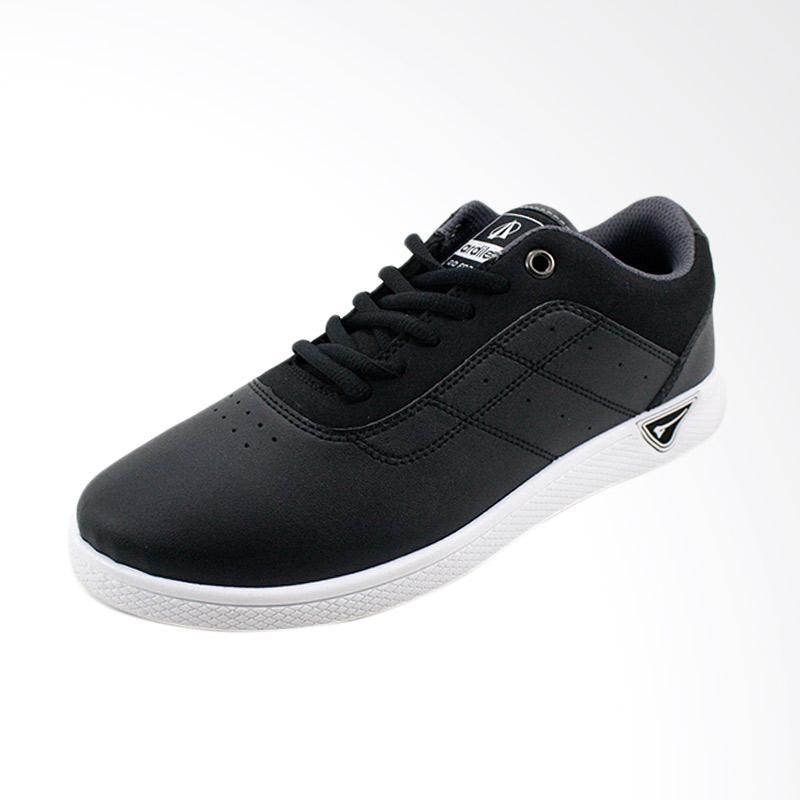harga Ardiles Zenga Sepatu Casual Sekolah - Hitam Putih Blibli.com