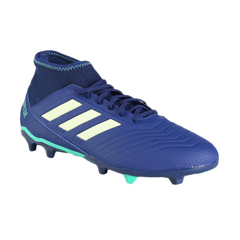adidas Men Football Predator 18.3 Firm Ground Sepatu Sepakbola [CP9304]