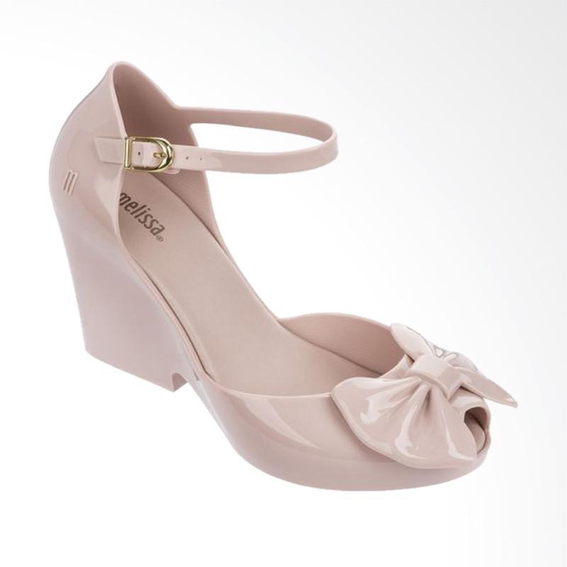 harga Melissa Lady Love II Sepatu Wedges - Pink Blibli.com