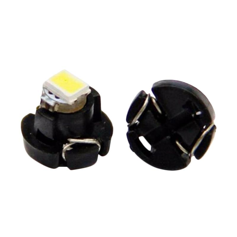 harga JMS Lampu LED Speedometer Dashboard T3 1 SMD 5050 for Mobil or Motor - Red [1 Pair / 2 Pcs] Blibli.com