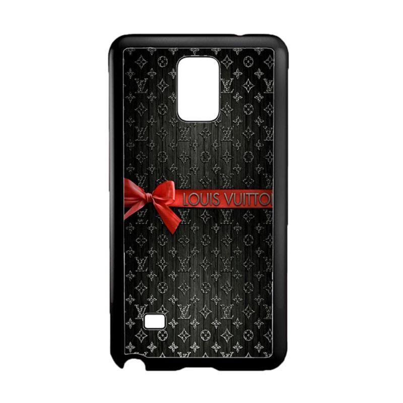 harga Acc Hp Metal LV Luxury X4822 Custom Casing for Samsung Note 4 Blibli.com