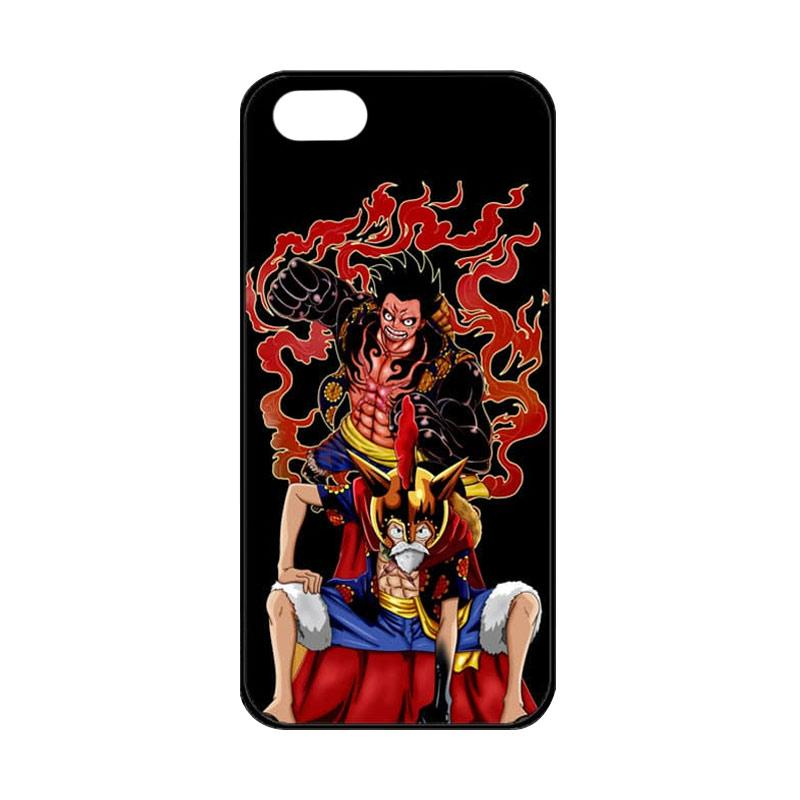 Flazzstore One Piece Monkey D Luffy Gear 4 Z3604 Premium Hardcase Casing For Iphone 5 5s Se