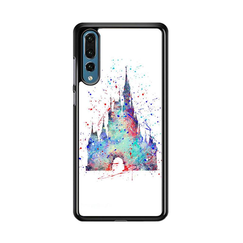 new style 4b670 240a9 Flazzstore Disney Royal Castle Cinderella L1404 Premium Casing for Huawei  P20 Pro