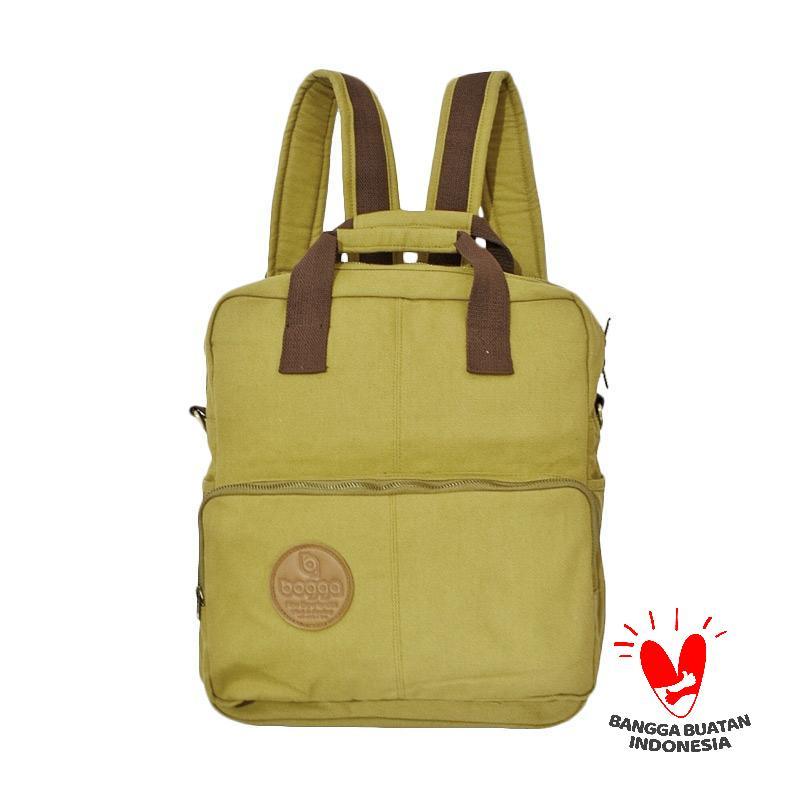 Bogga Kanvas Tahan Air Backpack