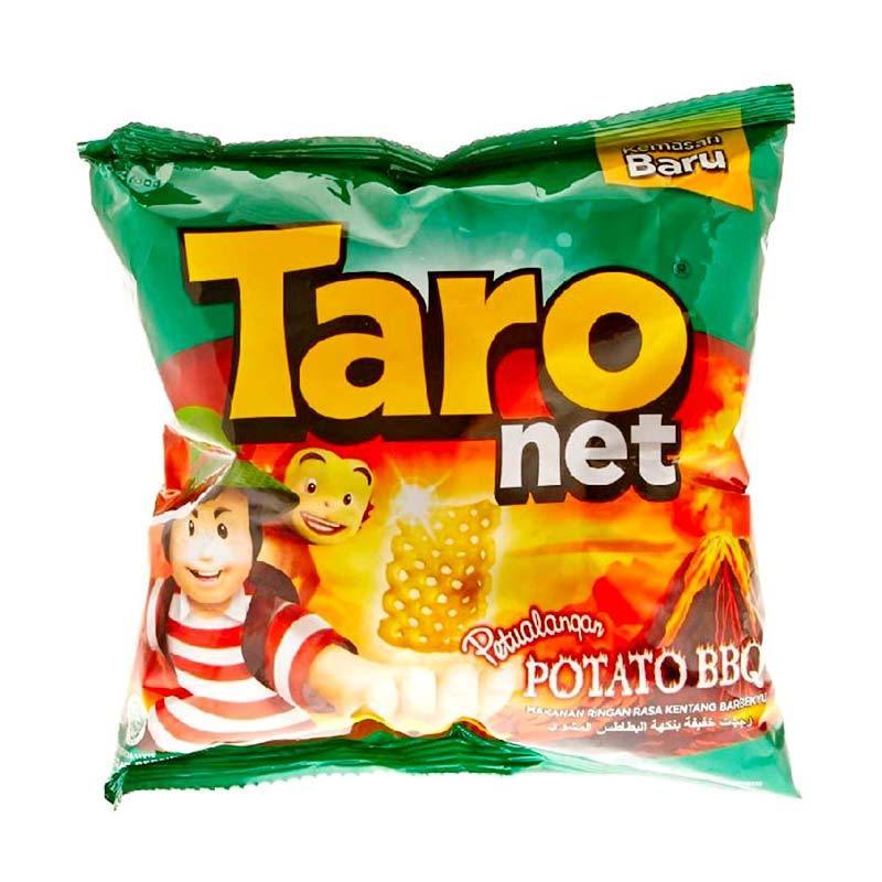 Jual Taro Net Potato Bbq Snack 65 G Murah Maret 2020 Blibli Com