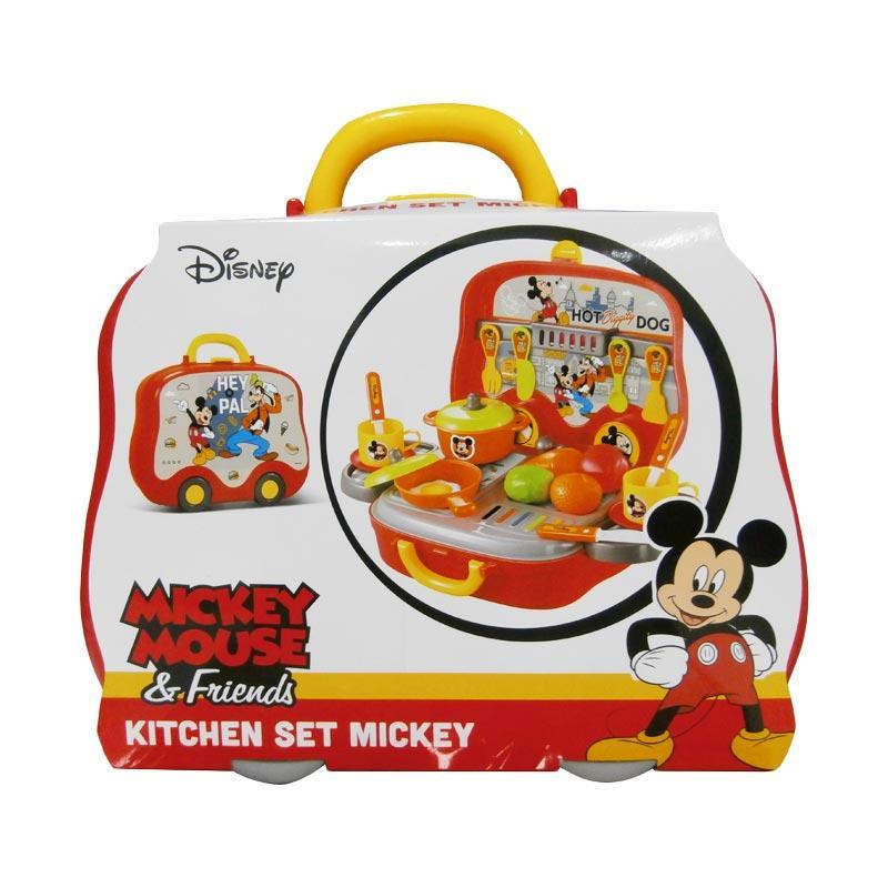Disney D07 002 Mickey Kitchen Set Tas